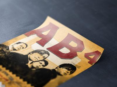 AB4 & MonoJacks posters